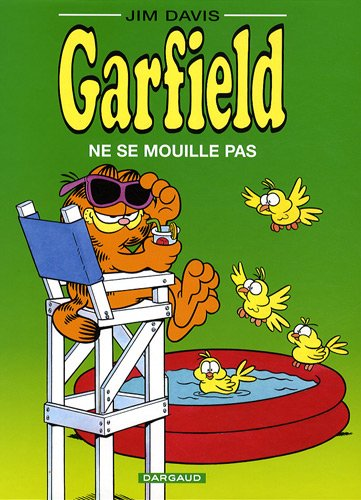 9782205063417: Garfield, Tome 20 : Ne se mouille pas