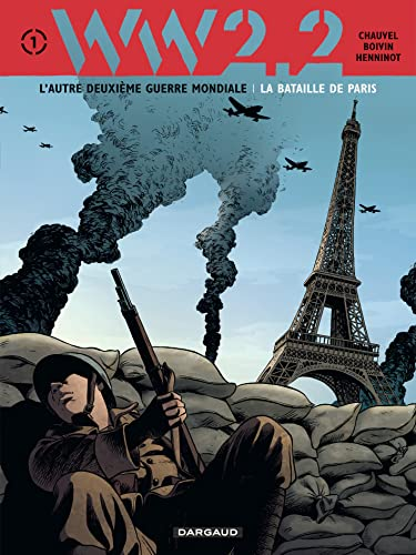 9782205065145: ww 2.2 la bataille de paris (1/7)