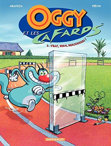9782205066500: Oggy et les Cafards - tome 2 - Crac, Boum, Miaouuuuu (2)