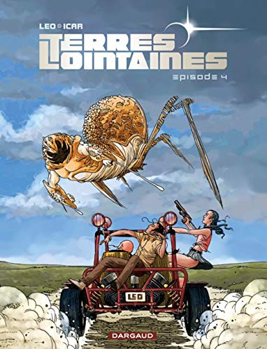 9782205067491: terres lointaines t.4