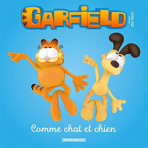 Garfield et Cie, Tome 3: Comme chat et chien (2205068342) by Samir Senoussi