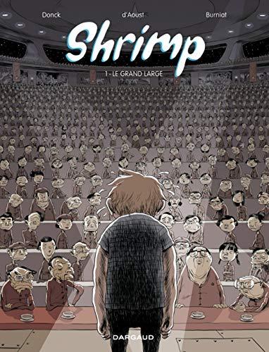 9782205069389: shrimp t.1 ; le grand large