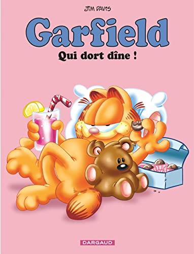 9782205070309: Garfield - Qui dort, dîne !