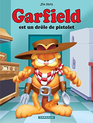 Garfield, tome 23 : Garfield est un drôle de pistolet: Jim Davis