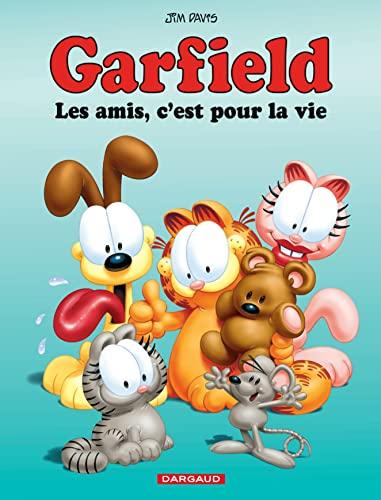 9782205071450: Garfield - Les Amis, c'est pour la vie