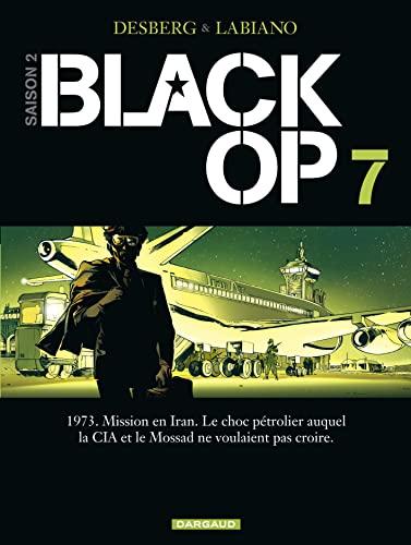 9782205071757: Black Op - saison 2 - tome 7 - Black Op (7)