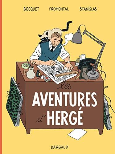9782205074383: Les Aventures d' Hergé - tome 0 - Les Aventures d'Hergé - nouvelle édition augmentée [ The Adventures of Herge - volume 0 - Newly Updated Edition (French Edition)