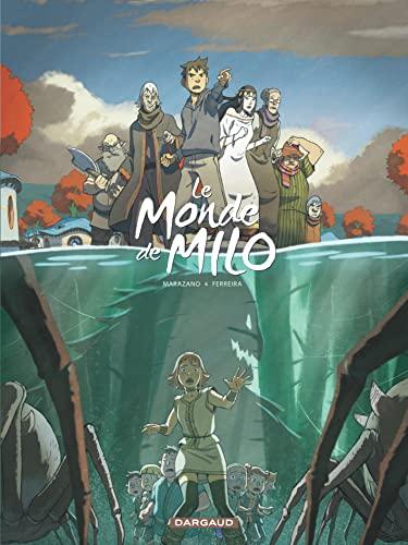 9782205074512: Monde de Milo (Le) - tome 3 - Reine noire (La)