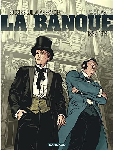 9782205074857: La banque, Tome 5 : Cycle 3
