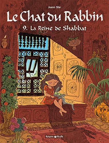 9782205079500: Le Chat du Rabbin - tome 9 - La Reine de Shabbat