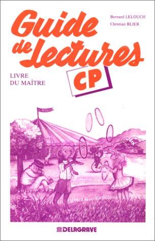 9782206003603: Fran�ais - Guide de lectures, CP (Livre du ma�tre)
