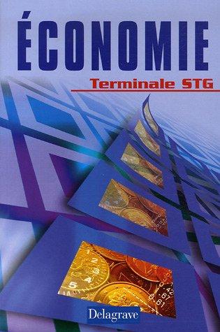 9782206010250: Economie Tle STG