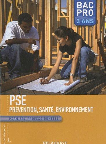 Bac pro prevention sante environnement abebooks - Pse bac pro ...