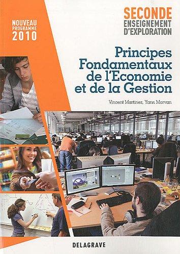 9782206016443: Principes fondamentaux de l'économie et de la gestion 2e (French Edition)