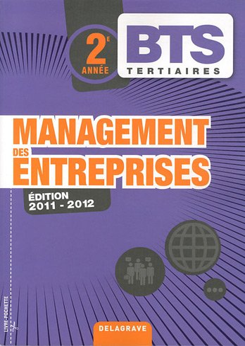 9782206016665: Management des entreprises, BTS 2e année (Le Livre Pochette)