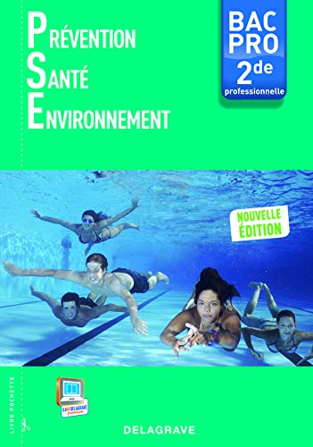 9782206017617: Prévention Santé Environnement 2e BAC PRO