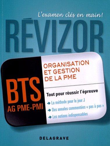 9782206017808: Organisation et gestion de la PME BTS AG PME-PMI
