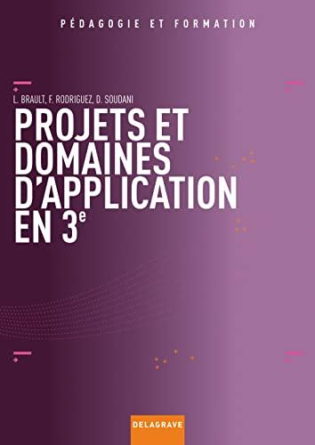 9782206017884: Technologie 3e : Projets et domaines d'application