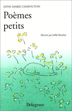 9782206080567: Poèmes petits