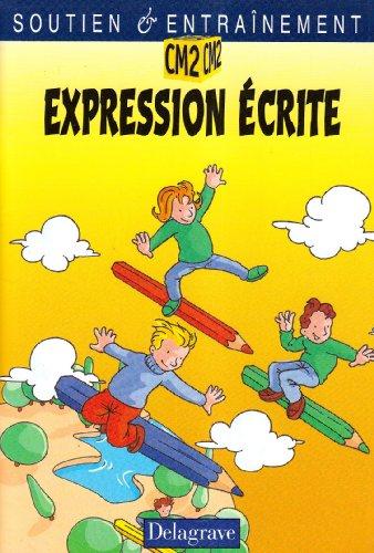 9782206082066: Cahier d'expression �crite, CM2