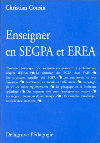 9782206082097: Enseigner en SEGPA et EREA