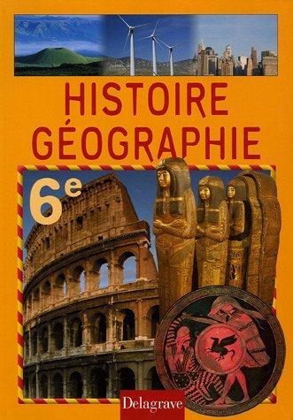 Histoire géographie 6e: Paul Stouder, Thierry