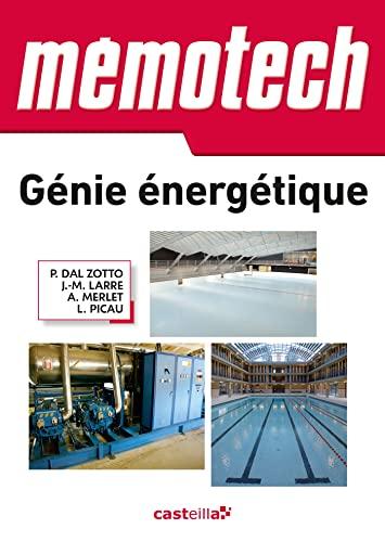 9782206100180: Génie énergétique : Bac Pro, Bac STI2D, BTS, DUT