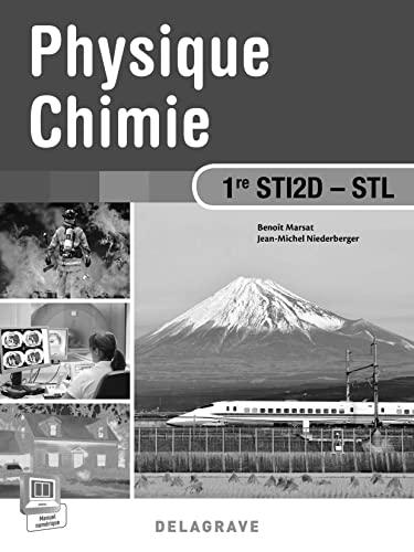 9782206100586: Physique-chimie 1ere STI/2de STL : Livre du professeur 2015