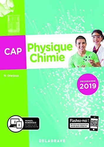 9782206104126: Physique chimie CAP