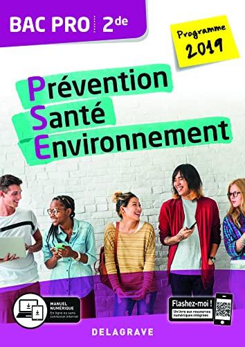9782206104188: Prévention Santé Environnement 2de Bac Pro