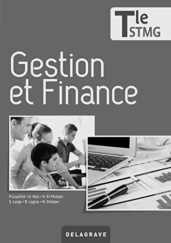9782206200019: Gestion et finance Tle STMG : Livre du professeur