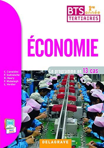 9782206200095: Economie 1e ann�e BTS