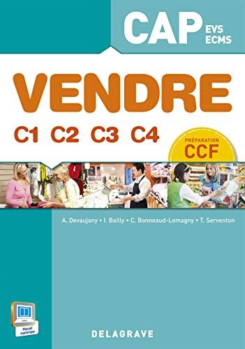 VENDRE C1 C2 C3 C4 1E ET 2E ANNEES CAP E: DEVAUJANY ALEXANDRIN