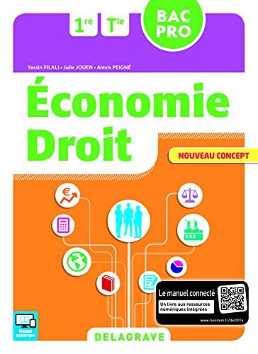 Economie droit 1ere Tle bac pro élève