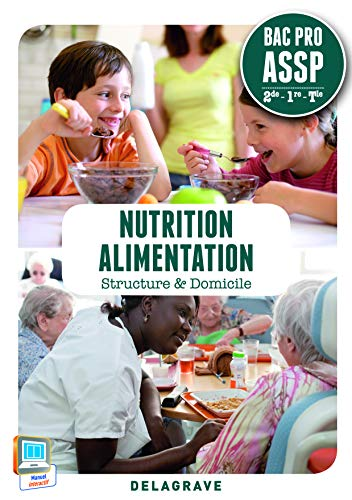 9782206300238: Nutrition alimentation 2e 1e Term Bac Pro ASSP
