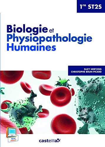 9782206300375: Biologie et physiopathologie humaines 1e ST2S