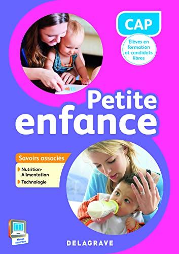 9782206301365: CAP petite enfance : Savoirs associés nutrition-alimentation, technologie