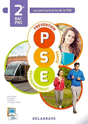 9782206301389: Pr�vention Sant� Environnement 2de Bac Pro (2015) - Pochette �l�ve