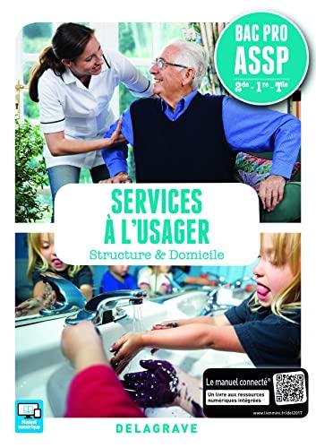 9782206303345: Services à l'usager 2de, 1re, Tle Bac Pro ASSP - Pochette élève
