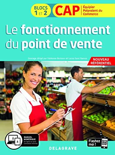 9782206306964: Le fonctionnement du point de vente 1re et 2e années CAP commerciaux (2020) - Pochette élève