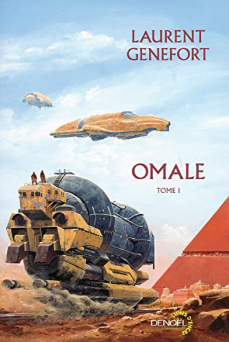9782207109656: Omale (Tome 1): L'aire humaine (Lunes d'encre)