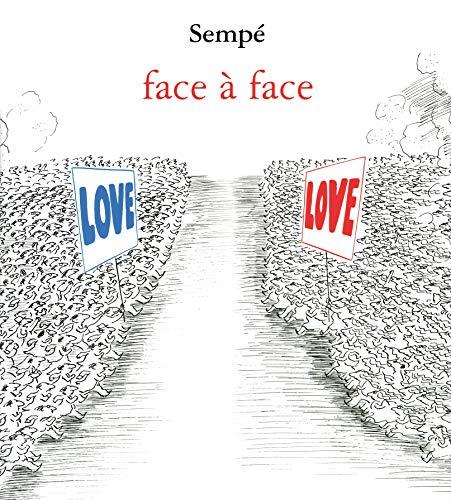 Face à face (French Edition): Jean-Jacques Sempé