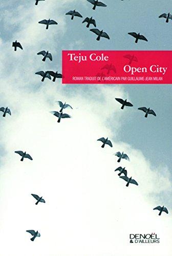 Open City: Teju Cole