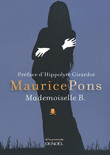 9782207118481: Mademoiselle B.