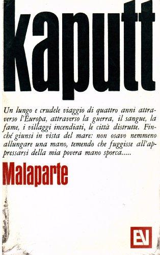 9782207200247: Kaputt (Romans français)