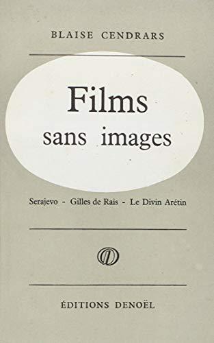 9782207202999: Films sans images