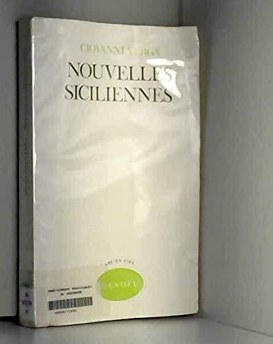 9782207222324: Nouvelles Siciliennes