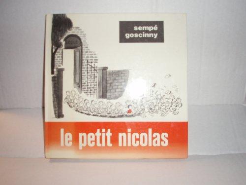 9782207222799: Le Petit Nicolas (Folio)
