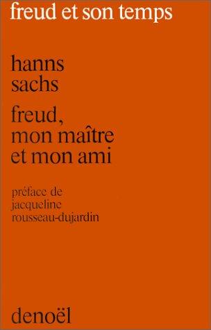 9782207223840: Freud mon maitre et ami