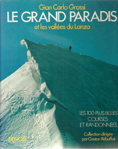 9782207228265: Le Grand Paradis et les vallées du Lanzo